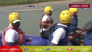 National Rafting Championship gets underway