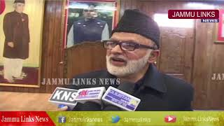 NC slams Drabu's 'J&K should not be seen as political issue' remark