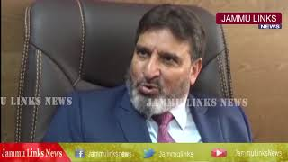 Will implement the budget passed by the government: Altaf Bukhari