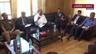 Govt sends special delegation of officers to settle issue in Nowshera and Kalakote