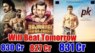 Bajrangi Bhaijaan Will Beat PK And Baahubali 2 Hindi