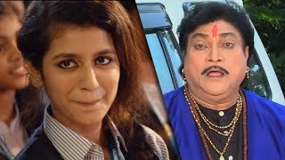 Viral Video Of Priya Prakash Varrier With Naresh Kanodia