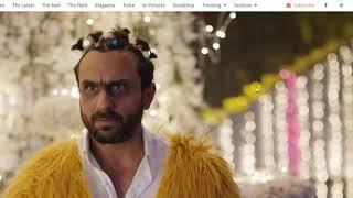 KaalaKaandi Movie Reviews I Saif Ali Khan