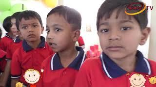 "SSVTV SHOW ""CHINNARA CHELLATA"" WITH SVM SCHOOL KALBURGI"