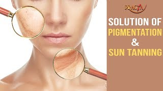 Solution Of Pigmentation and Sun Tanning