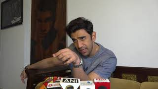 Interview Of Amit Sadh For The Film 'GOLD' || Bollywood News