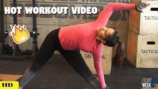 Neetu Chandra's HOT WORKOUT VIDEO