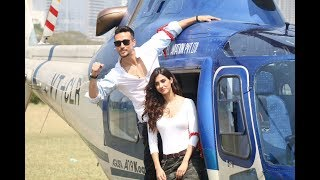 TIGER SHROFF & DISHA PATANI - BAAGHI 2 trailer launch!!!