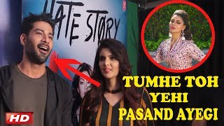 Hate Story 4 cast doesn't want to talk about URVASHI???