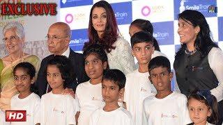 Aishwarya Rai Bachchan at Smile Train India Celebration
