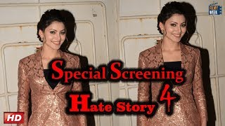 Bollywood celebs watch HATE STORY IV