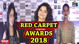 EXPANDABLES AWARDS RED CARPET EXCLUSIVE!! Ankita Lokhande & many more