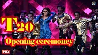 Blasting Opening Ceremony of T-20 Mumbai League | Madhuri Dixit, Kriti Senon, Sidharth Malhotra