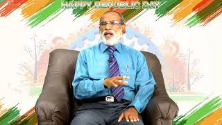 Nitin Kattimani With Pro B M Baeen Republic Day Special Talk SSV TV About Indian Constitution Part 2