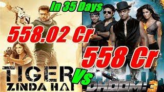 Tiger Zinda Hai Beats Dhoom 3 Worldwide Record In