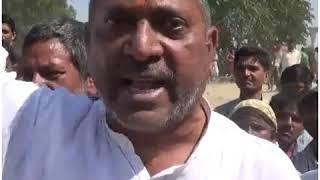 दिल्ली - यमुना खादर में 100 से ज्यादा झुग्गियों में लगी आग