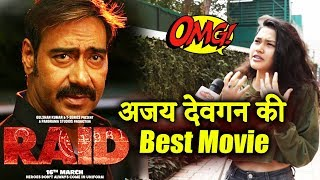 RAID Is Ajay Devgn's BEST MOVIE | Raid Movie Public Review
