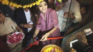 Shilpa Shetty Launches Her make up Academy   Ajay Shelar Makeup Academy