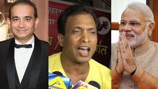 Sunil Pal BEST Mimicry On Nirav Modi And Narendra Modi | Look ALike Awards 2018