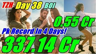 Tiger Zinda Hai Box Office Collection Day 38 I BOI