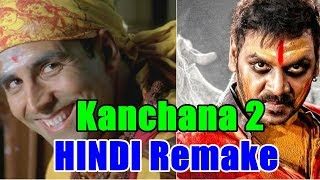 Akshay Kumar Will Work In Kanchana 2 Remake With