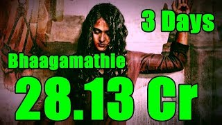Bhaagamathie Box Office Collection Day 3
