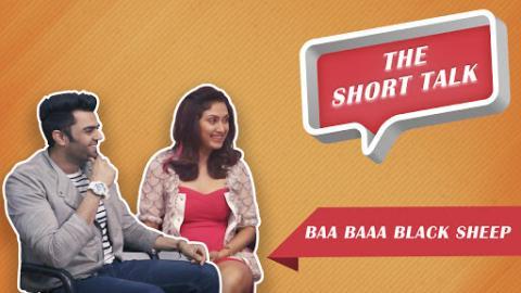 The Short Talk: Maniesh Paul & Manjari Fadnis Open Up On Their Movie 'Baa Baaa Black Sheep'