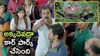 Samantha Fights With Vikram - Rama Doss Stunned - Ten Telugu Movie Scenes - 2018 Telugu Movie Scenes