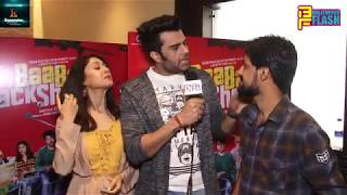 Manish Paul Turns Reporter For Manjari Phadnis | Baa Baaa Black Sheep Fun Chit Chat
