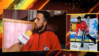 interview with sports personality Adil Manzoor