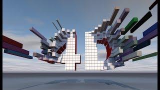 3D Text Animation using Cinema 4D Tutorial