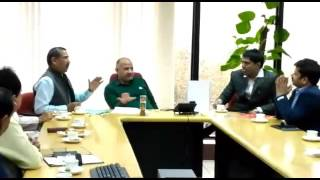 Delhi Traders meet Delhi Dy CM Manish Sisodia on GST