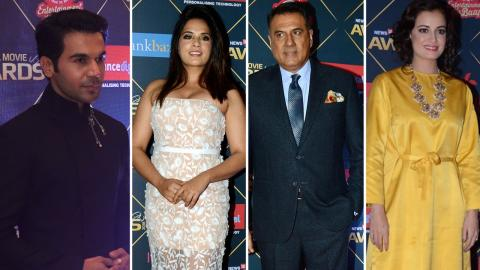 News18 REEL Movie Awards: Richa Chadha, Rajkummar Rao, Boman Irani, Dia Mirza