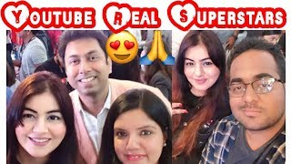 YTFF Creator Camp 2018 - TsMadaan - My SuperStars - YTCreatorsIndia | JSuper Kaur