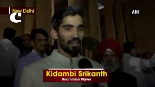 Srikanth Conferred with Padma Shri
