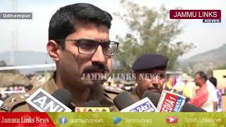 District Police Udhampur organises Sports event under CAP