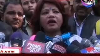 अखिलेश सरकार की इस महिला मंत्री ने CM योगी को दी चेतावनी, कहा-जल्द खोलूंगी पोल