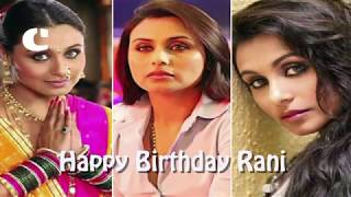 Rani Mukherjee Turns 40 Today - Happy Birthday Rani Mukherjee