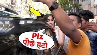 Adah Sharma Spotted At Indigo Delicatessen Bandra