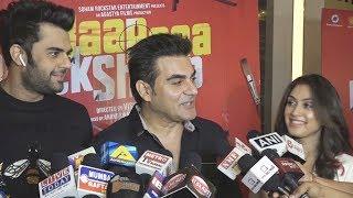 Arbaaz Khan At Baa Baaa Black Sheep Movie Screening | Manish Paul, Manjari Phadnis