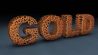 Stylish 3D Title Making in Cinema 4D Tutorial