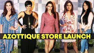 Azotiique - Multi-Designer Jewellery Store Launch | Tanishaa Mukerji, Shamita Shetty, Sophie Choudry