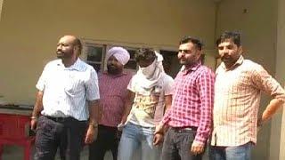 Drug Smuggler Sonu Arrested with Revolver and 27.5 laks Rupees