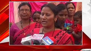 काँकेर - 6 सूत्री मांगों को लेकर आंगनबाड़ी कार्यकर्ता हड़ताल पर - tv24