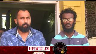 Two Arrested By Panjim Police On Extortion Charges; Chopper, Knife Recoverd
