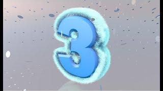 3D Text Hair Simulation - Cinema 4D Tutorials