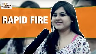 What is a Body Massage Parlour? | Rapid Fire Questions | How India Thinks