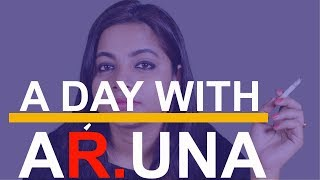 SHE IS BACK   ARUNA is NOW ON AIR PROMO   WEBSHOW ARUNA IS BACK