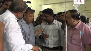 A.tv News Secnderabad Kurla Duranto Exp Train