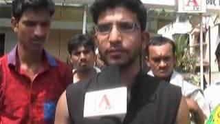 RPF Ka Asal Cahera Masoom Saheriyu k saath Mujrimaon se badger salook A.Tv Gulbarga News 02